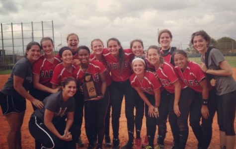 Lady Cavaliers Reach Home As Softball District Champions
