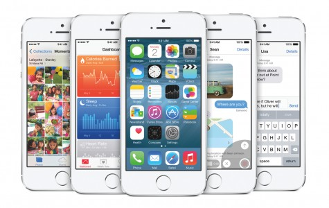 Say Hey to iOS 8