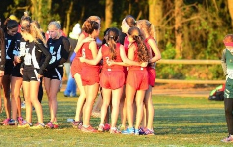Girls Cross Country Braves States