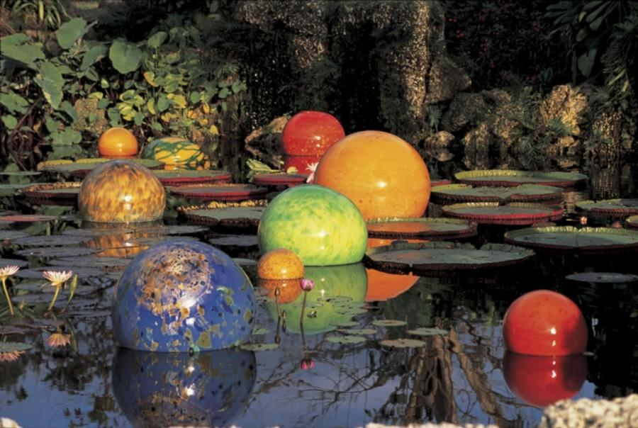 Cavsconnect chihuly at fairchild a garden of glass - Fairchild tropical botanic garden hours ...