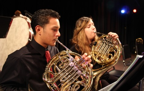 Gables' Annual Winter Band Concert