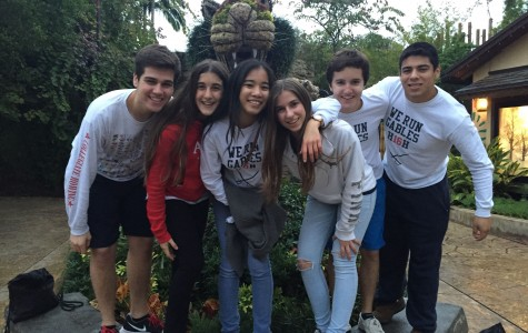 Juniors Experience Thrills of Busch Gardens