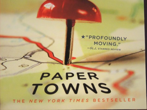 Paper Towns: Pin Point a New Way to Look at Love and Life