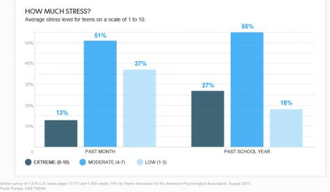 Facts about homework causing stress