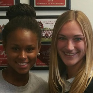 "Athlete of the Week: Chanel ""Coco"" Wilson & Johanna Schiefer"