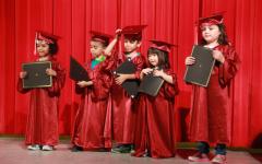 "Little Cavaliers Graduate ""Beatles"" Style"