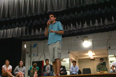 Juniors Get Advice From Graduated Class of 2015