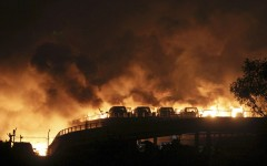 Mistake Causes Over 100 Deaths in Tianjin Blasts