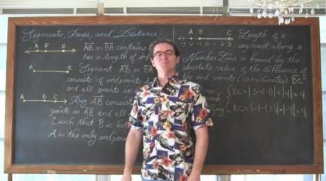 Learn Math From Professor Rob Bob