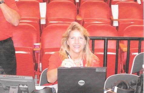 Ms. Furnari: Classroom to Courtside