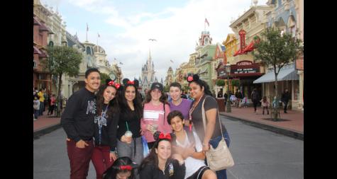 Estudiantes de noveno grado, aquí tienen la información que necesitan para su viaje a Magic Kingdom