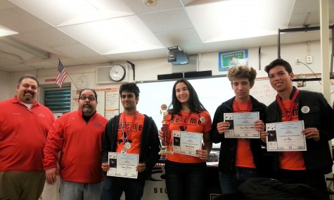 SECME Places at District Competition