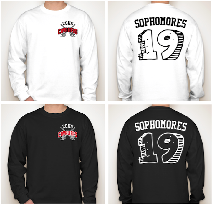 CavsConnect : Class of 2019 T-shirt Pre-Order Form