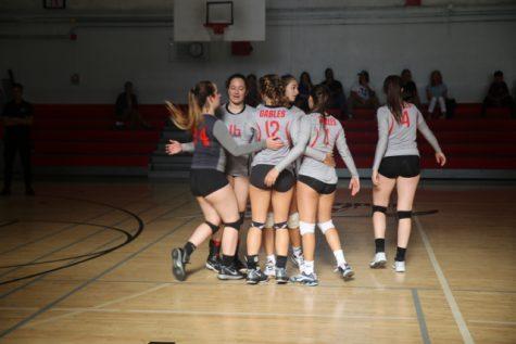 Lady Cavaliers VS Ferguson Falcons Girls Volleyball