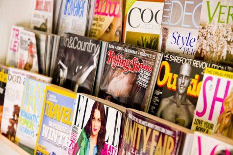 Lista de estudiantes de duodécimo grado que vendieron sus revistas