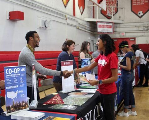 College Fair Comes to Gables