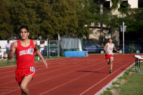 Track and Field vs Ransom, Reef, and Palmer
