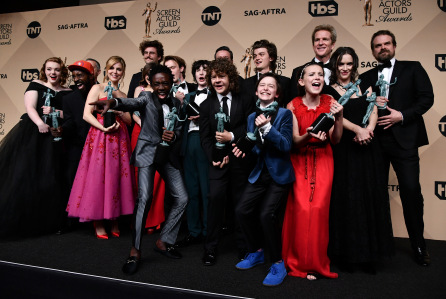 The SAG Awards: There's a Time and a Place for Poltics