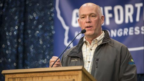 Last Night's Mistake Didn't Hurt Gianforte's Big Break