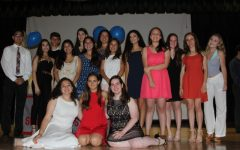 The Start of Something New: NHS Induction and Board Announcement