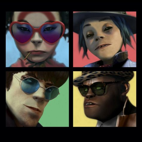 Humanz: Surprisingly Out of This World