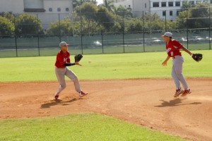 Baseball Team to Play in Summer League