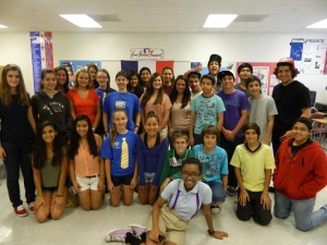 Cav Camp Introduces the IB Class of 2016 to Gables