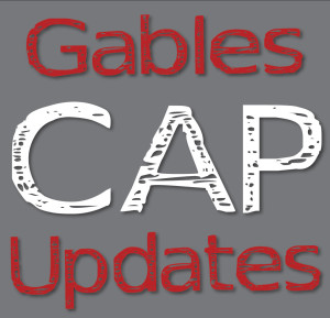 CAP Updates for SENIORS!