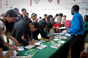 2nd Annual College Fair Connects Gables Students with Over 60 Colleges & Universities