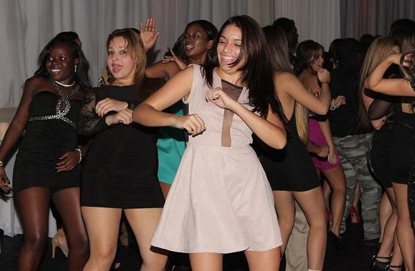 Homecoming: Dancing the Night Away!