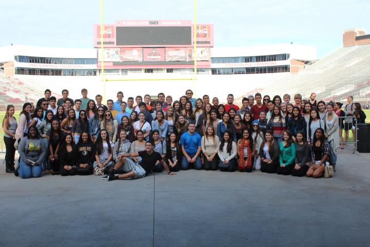 Class of 2015 Tour Four State Universities