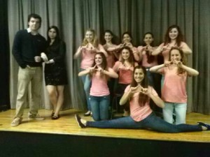 Troupe Performs at Annual Showcase