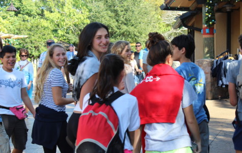 The Class of 2015 Conquers Busch Gardens