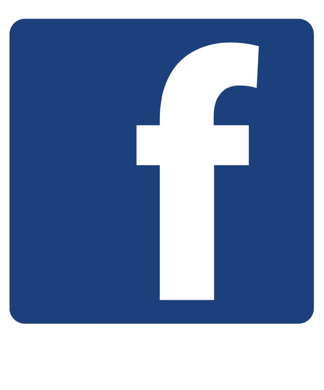 The famous Facebook logo.
