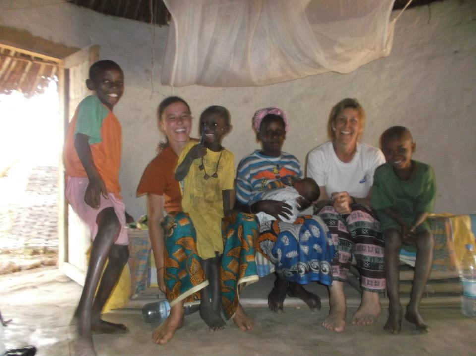 Alongside her daughter, Dr. Scanlon worked with Senegalese children and experienced the nation's culture from all points of view.