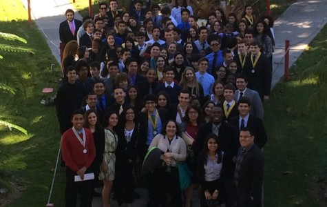 From grades 9-12, these students represent Coral Gables High School for the program of FBLA.