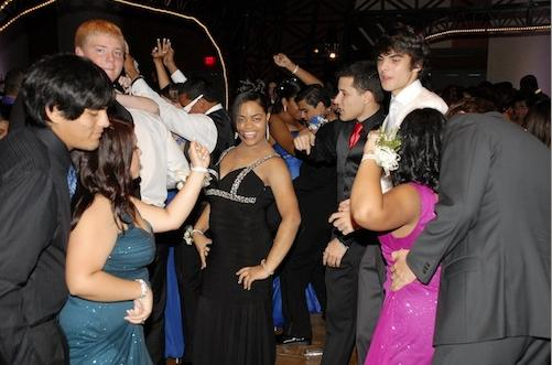 Have a good time at prom with your date, whether they attend Gables or not!