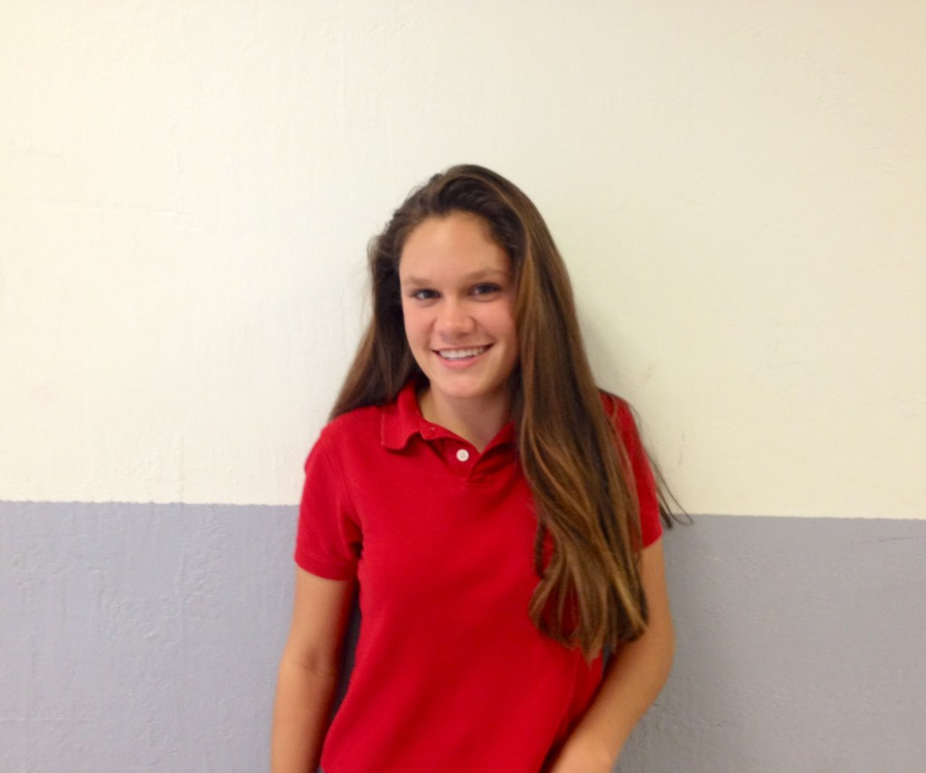 Kady+Boylan%2C+%22Prancer%2C%22+is+a+sophomore+IB+student+with+an+immense+passion+for+running.