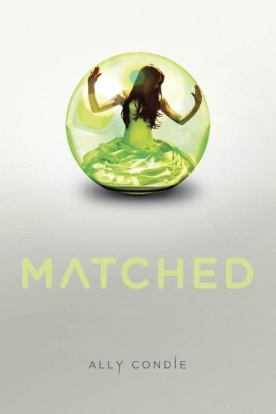 Matched is the must read for this spring.