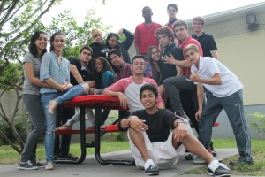 Hey drama-junkies! Click here for info on the Gables Improv Troupe Show!
