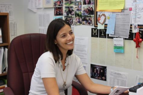 Mrs. Gonzalez, Not Ms. Nieves!