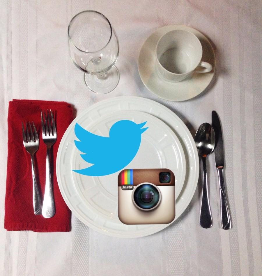 There is a certain etiquette that we should all follow when using Twitter and Instagram.