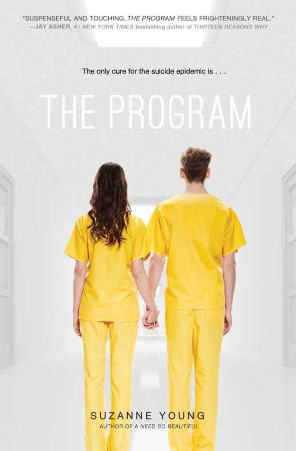 Suzanne Young's novel The Program is a suspenseful read that will have you questioning what will happen next.