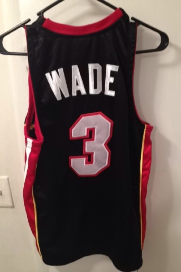 One of the 'big 3's jersey's