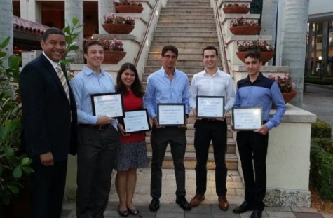 Brown and Caldwell Scholarship Recipients