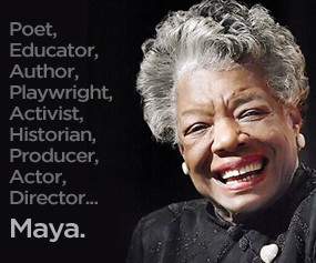 Dr. Maya Angelou, a grand influence for current and past generations, will always be remembered.