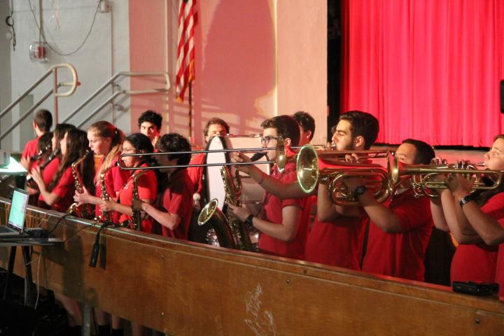 The music program at Gables is full of organizations that help create a strong backbone to artistic abilities in students.
