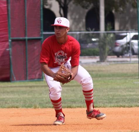 Robert Montes Won't be Striking Out