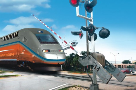 All Aboard: High Speed Train Coming Soon