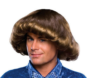Mushroom Haircut